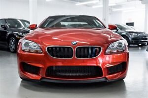 2015 BMW M6 CARBON+CERAMIC BRAKES/Warranty