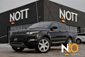 2015 Land Rover Range Rover Evoque Pure Plus, 1 Owner, Sky View,