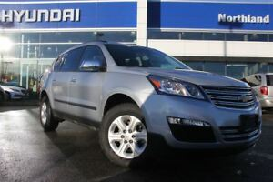 2016 Chevrolet Traverse LS/8 Passenger/AWD/V6/LOW KMS