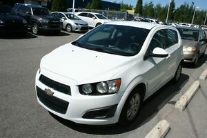 2013 Chevrolet Sonic LT **MAGS/AIR CLIM** SEULEMENT 50 984KM**