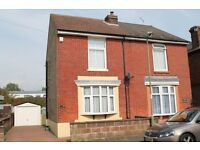 3 bedroom house to rent in Emsworth with large garden and 2 off road parking spaces.