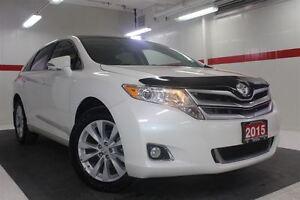 2015 Toyota Venza XLE AWD Heated Lthr Nav Sunroof Btooth BU Came