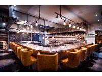 Commis Waiter, Kitchen Table - Michelin Star