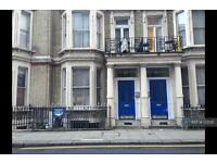 Studio flat in Wrights Lane, London, W8