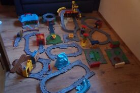 Thomas the tank take and play sets