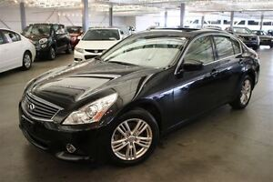 2012 Infiniti G37 LUXURY 4D Sedan AWD