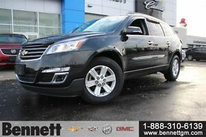 2013 Chevrolet Traverse 2LT - Leather, Heated Seats, and 2 Panel