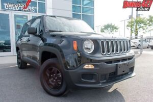2016 Jeep Renegade Sport