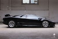 1991 Lamborghini Diablo - 49th Diablo Ever Built / Meticulously