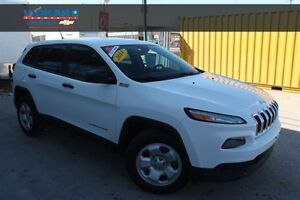 2014 Jeep Cherokee Sport * Accident Free * Bluetooth * Touchscre