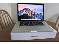 "MacBook Pro 15"" Retina Early 2013-2.4 GHz-i7-8GB-256SSD"