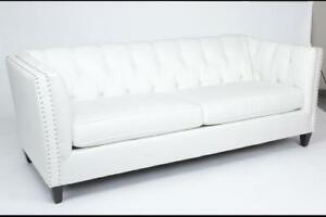 LUXURY SOFAS ONLINE | TUFTED BACK SOFA SALE HAMILTON (BD-394)