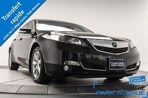 2012 Acura TL * PROMO PNEUS D'HIVER *toit ouvrant, bancs chauffa