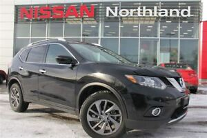2016 Nissan Rogue SL/Bluetooth/Heated Seats/Back Up Cam