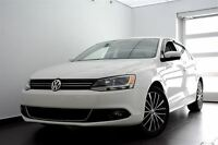 2013 Volkswagen Jetta 2.5L Highline (A6) CUIR ! TOIT OUVRANT !