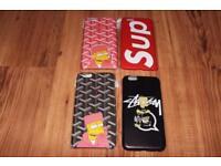 Stussy Supreme Bart iPhone 6&6s case