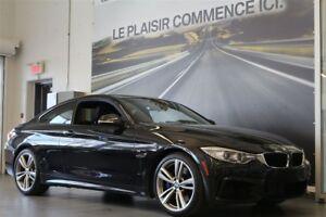 2014 BMW 435i xDrive Coupé GROUPE M PERFORMANCE, NAVIGATION