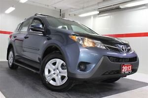 2013 Toyota RAV4 LE Btooth Cruise Pwr Wndws Mirrs Locks ABS A/C