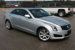 2013 Cadillac ATS Luxury Collection * Heated Leather * Sunroof *