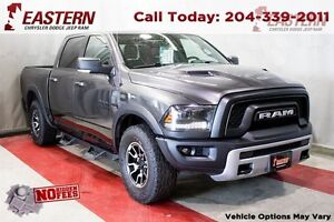 2015 Ram 1500 REBEL 4X4 5.7L NAV AIR RIDE *LOADED*