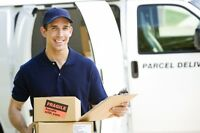 DELIVERY DRIVERS & COURIERS  WANTED