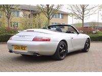 1998 996 Porsche 911 Carrera 2 convertible 3.4 low miles YouTube star £9999