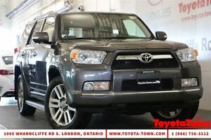2013 Toyota 4Runner 7 PASSENGER LIMITED LEATHER NAVIGATION WITH