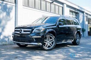 2015 Mercedes-Benz GL-Class GL350 BlueTEC 4MATIC! Rear DVD! Load