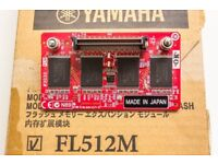 1GB Flash Memory for Yamaha TYROS 4 & 5, MOTIF XF6-8, MOXF6, MOXF8 keyboard