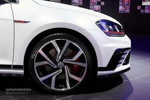 "VW GTI Clubsport Style Wheels 18"" 2017 ( * WheelsCo * )"