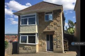 4 bedroom house in Fairfield Park Road, Bath, BA1 (4 bed)