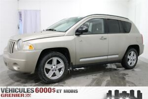 2010 Jeep Compass Sport/North 4x4 Mags + HIVER