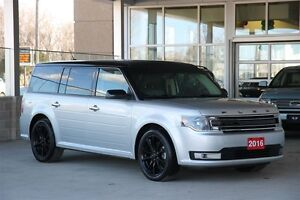 2016 Ford Flex SEL - AWD Leather, Triple Moon Roof & Navigation