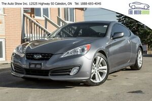 2010 Hyundai Genesis Coupe LEATHER! SUNROOF! MUST SEE!