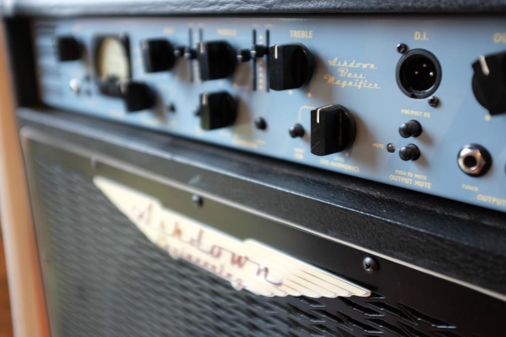 Ashdown Bass Amp Bass Amp Ashdown Abm C115 500