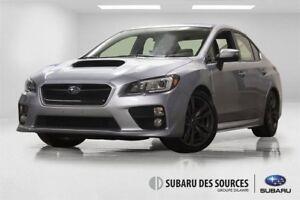 2016 Subaru WRX Sport-tech Package  Cuir, Toit, Navigation!