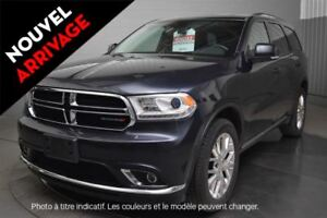 2016 Dodge Durango LIMITED AWD V6 MAGS 20 TOIT CUIR