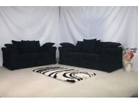 **SPECIAL OFFER** BRAND NEW DINO JUMBO CORD SOFAS WITH FAST DELIVERY!!!!