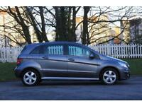 MERCEDES-BENZ B CLASS 1.5 B160 SE 5d AUTO 95 BHP RAC WARRANTY + BREAKDOW (grey) 2011