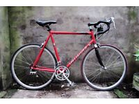 SPECIALIZED ALLEZ A1, 22.5 inch, racer racing road bike, carbon fork, 18 speed