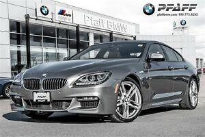 2015 BMW 6 Series xDrive Gran Coupe