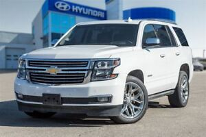 2016 Chevrolet Tahoe LTZ, NAVI, SUNROOF, POWER STEP RAILS