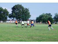 Football at Wavertree Park, Free to play.