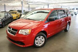 2012 Dodge Grand Caravan SE Wagon STOW & GO