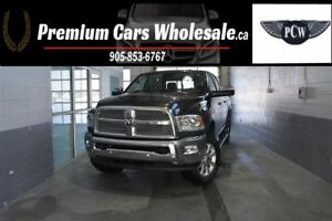 2016 Ram 3500 LONGHORN DIESEL RAM BOX ALLISTON TRANY FULL LOAD