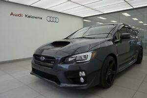 2015 SUBARU WRX STI 6-SPEED MANUAL