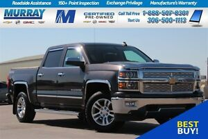 2015 Chevrolet Silverado 1500 LTZ*REMOTE START,SUNROOF,HEATED SE