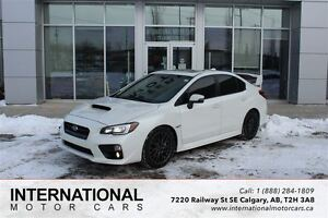 2015 Subaru WRX STi STI SPORT PKG! WHOLESALE PRICED!