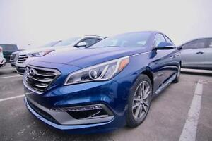2017 Hyundai Sonata 2.0T ULTIMATE, NAVI, LEATHER, PANO SUNROOF,