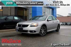 2009 Mitsubishi Galant Ralliart NAV Oakville / Halton Region Toronto (GTA) image 1